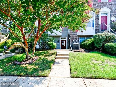 Crofton Townhouse For Sale: 1106 Wickford Court