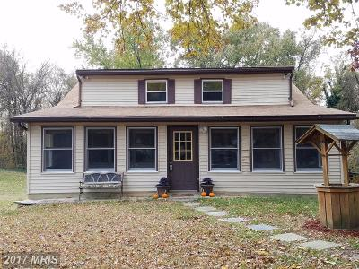 Single Family Home For Sale: 8014 Long Hill Road
