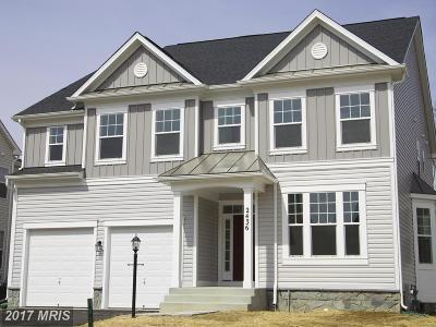 Gambrills Single Family Home For Sale: 2117 Basil Hall Lane