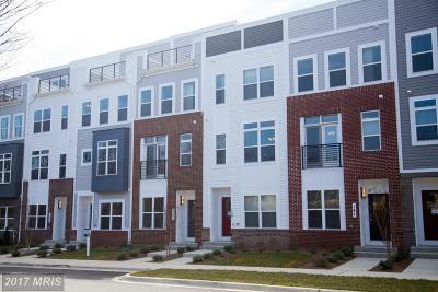 Annapolis Townhouse For Sale: 139 Lejeune