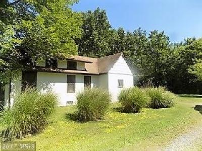 Churchton Single Family Home For Sale: 5611 Shady Side Road