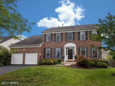 Odenton Single Family Home For Sale: 1521 Star Stella Drive