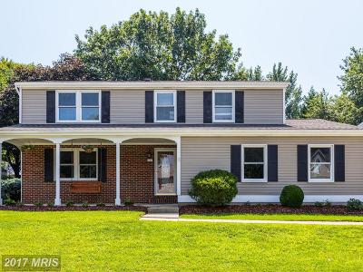 Annapolis Single Family Home For Sale: 929 Barracuda Cove Court