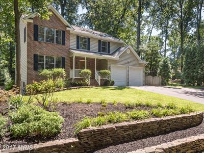 Annapolis Single Family Home For Sale: 2691 Claibourne Road