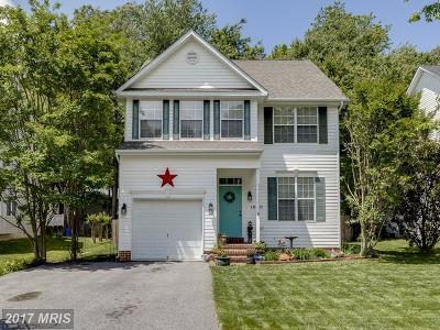 West River Single Family Home For Sale: 1030 Allen Avenue