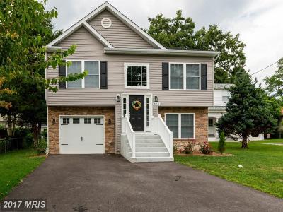 Pasadena Single Family Home For Sale: 806 208th Street