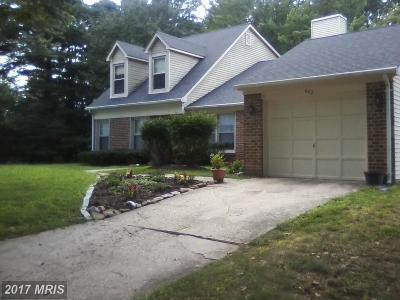 Annapolis Single Family Home For Sale: 942 Marconi Avenue