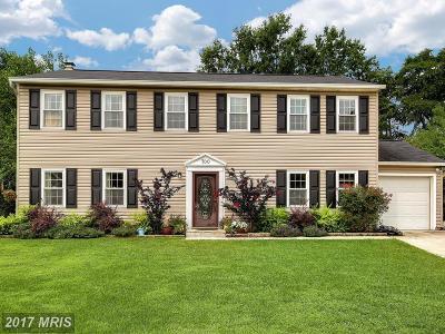 Glen Burnie Single Family Home For Sale: 700 Towering Oak Court