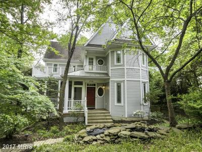 Annapolis Single Family Home For Sale: 1718 Broadlee Trail
