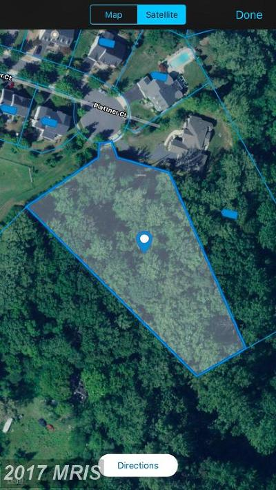Annapolis Residential Lots & Land For Sale: 913 Plattner Court