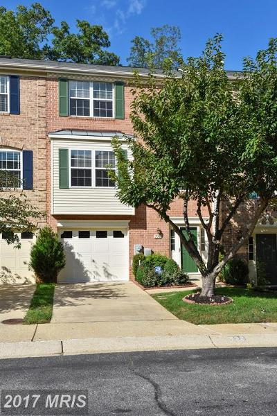 Arnold MD Townhouse For Sale: $355,000