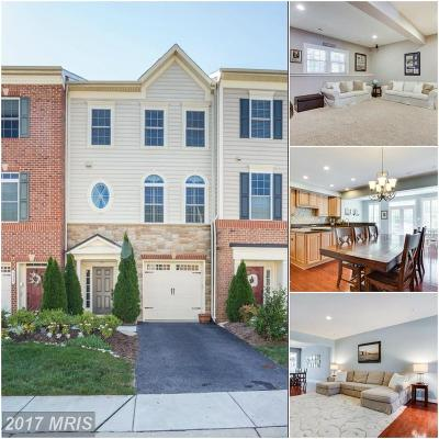 Annapolis Townhouse For Sale: 521 Deep Creek View