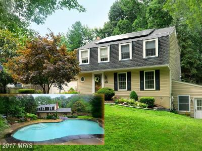 Anne Arundel Single Family Home For Sale: 402 Golf Course Court