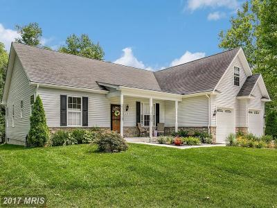 Severn Single Family Home For Sale: 7749 Twin Oaks Road
