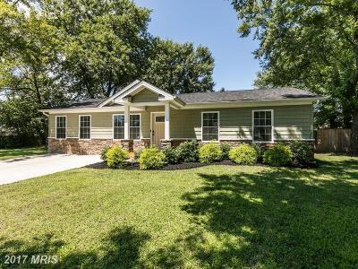 Pasadena Single Family Home For Sale: 8153 Elizabeth Road