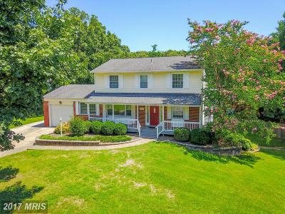 Severna Park Single Family Home For Sale: 233 Kennedy Court