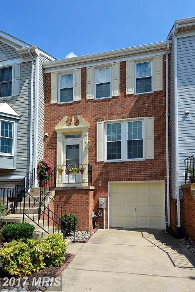 Odenton Townhouse For Sale: 715 Dayspring Drive