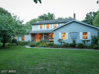 Annapolis Single Family Home For Sale: 1135 River Bay Road