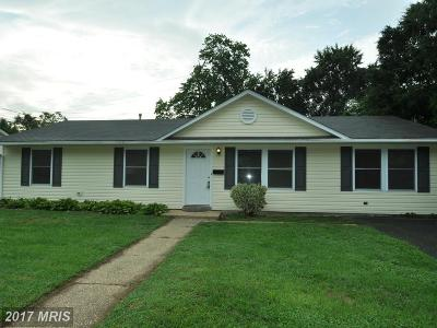 Odenton Single Family Home For Sale: 529 Bruce Avenue