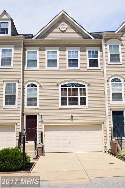 Glen Burnie Townhouse For Sale: 808 Oriole Avenue