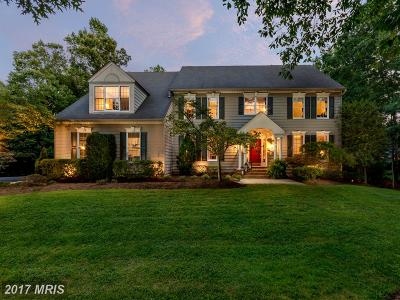 Davidsonville MD Single Family Home For Sale: $845,000