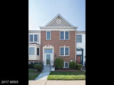 Odenton Townhouse For Sale: 258 Saint Michaels Circle