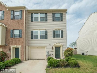 Glen Burnie Townhouse For Sale: 7016 Ingrahm Drive