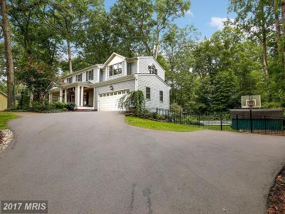 Severna Park Single Family Home For Sale: 622 Lakeland Road S
