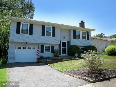 Gambrills Single Family Home For Sale: 1055 Springhill Way