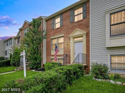 Odenton Townhouse For Sale: 2408 Beechnut Place