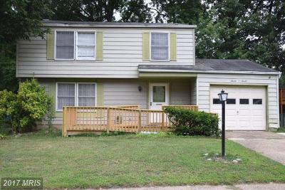 Glen Burnie Single Family Home For Sale: 707 Snowdon Lane