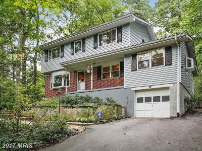 Annapolis Single Family Home For Sale: 100 Maple Drive