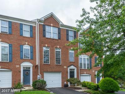 Odenton Townhouse For Sale: 808 Mericrest Way