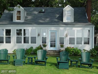 Churchton Single Family Home For Sale: 1236 Chesapeake Drive