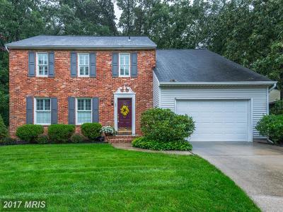 Severna Park Single Family Home For Sale: 447 Yorkshire Drive
