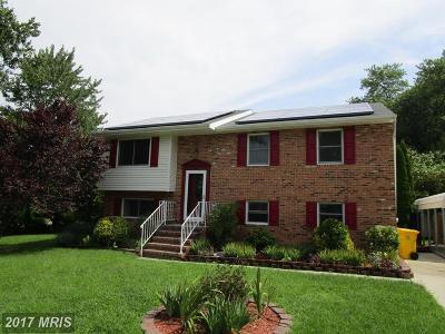 Crofton Single Family Home For Sale: 939 Truro Lane