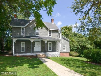 Single Family Home For Sale: 374 Jewell Road