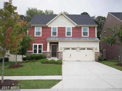Glen Burnie Single Family Home For Sale: 8164 Meadowgate Circle