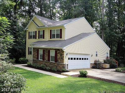 Crownsville Single Family Home For Sale: 783 Old Herald Harbor Road