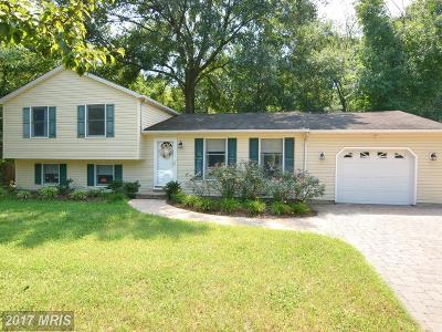 Severn Single Family Home For Sale: 313 Gordon Avenue