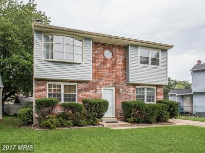 Edgewater Single Family Home For Sale: 1609 Chesapeake Drive