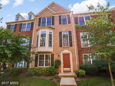Annapolis Townhouse For Sale: 320 Bulwark Alley