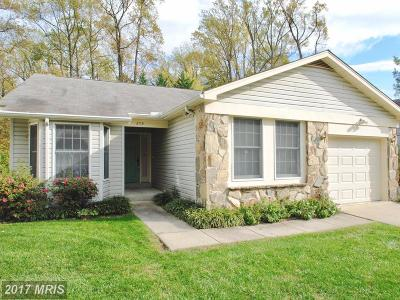 Annapolis Single Family Home For Sale: 879 Rudder Way