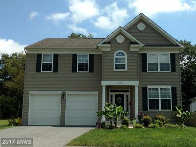Severn Single Family Home For Sale: 8289 Wb And A Road