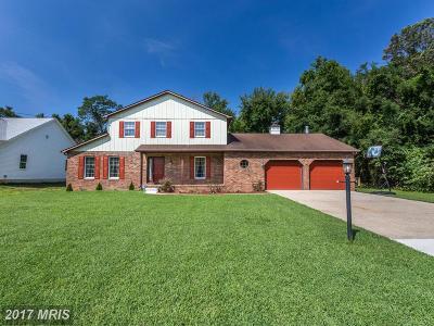 Pasadena Single Family Home For Sale: 7966 Frances Lane