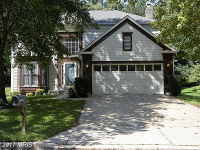 Laurel Single Family Home For Sale: 3546 Forest Haven Drive