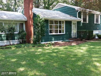 Severna Park Single Family Home For Sale: 10 Linda Lane