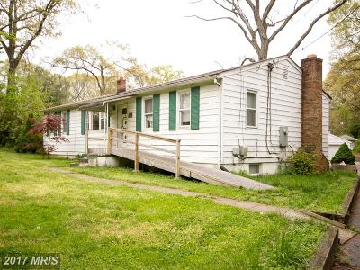 Pasadena Single Family Home For Sale: 891 Woods Road