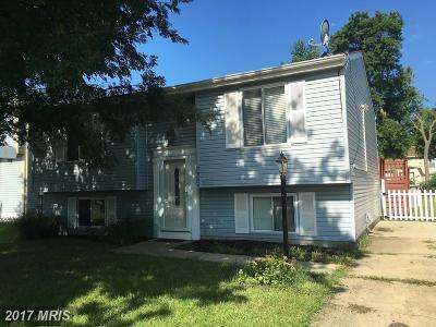 Pasadena Single Family Home For Sale: 7862 Tick Neck Road