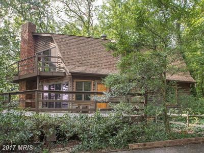 Annapolis Single Family Home For Sale: 1635 Orchard Beach Road